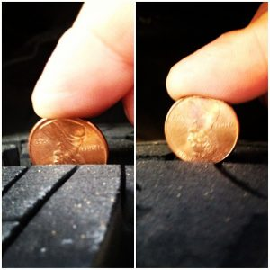 Penny Tire Check